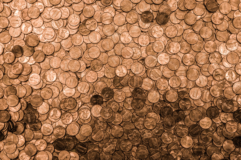 Getty Pennies