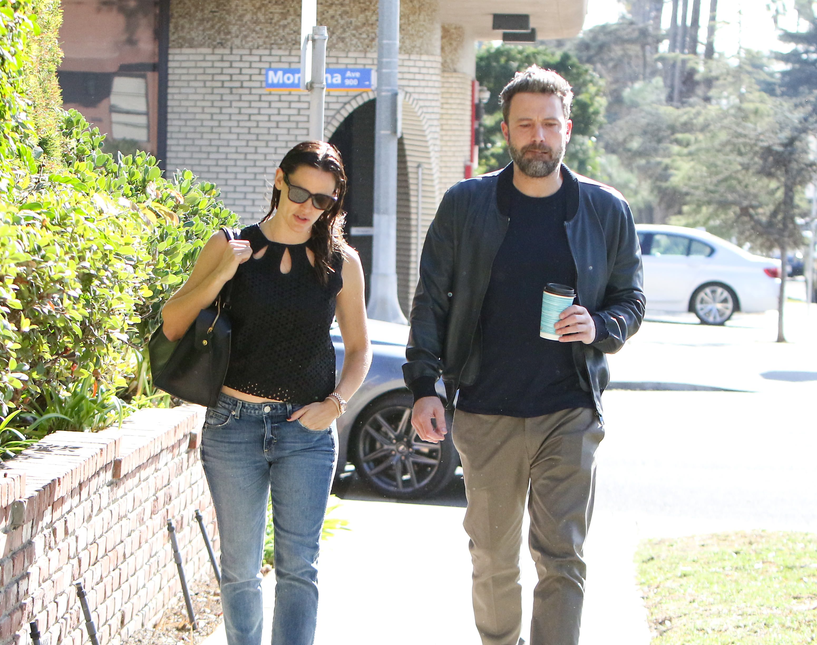 Jennifer Garner Ben Affleck Getty