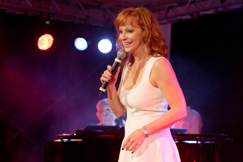 Reba McEntire Concert