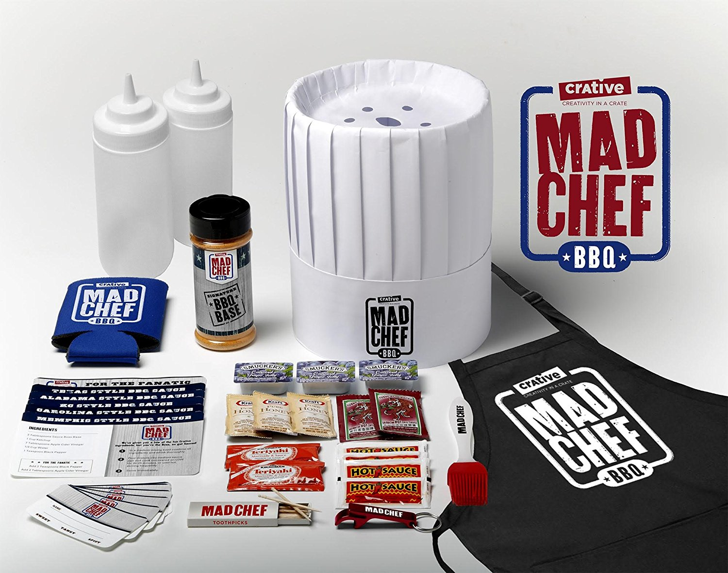 Mad Chef Kit Gift
