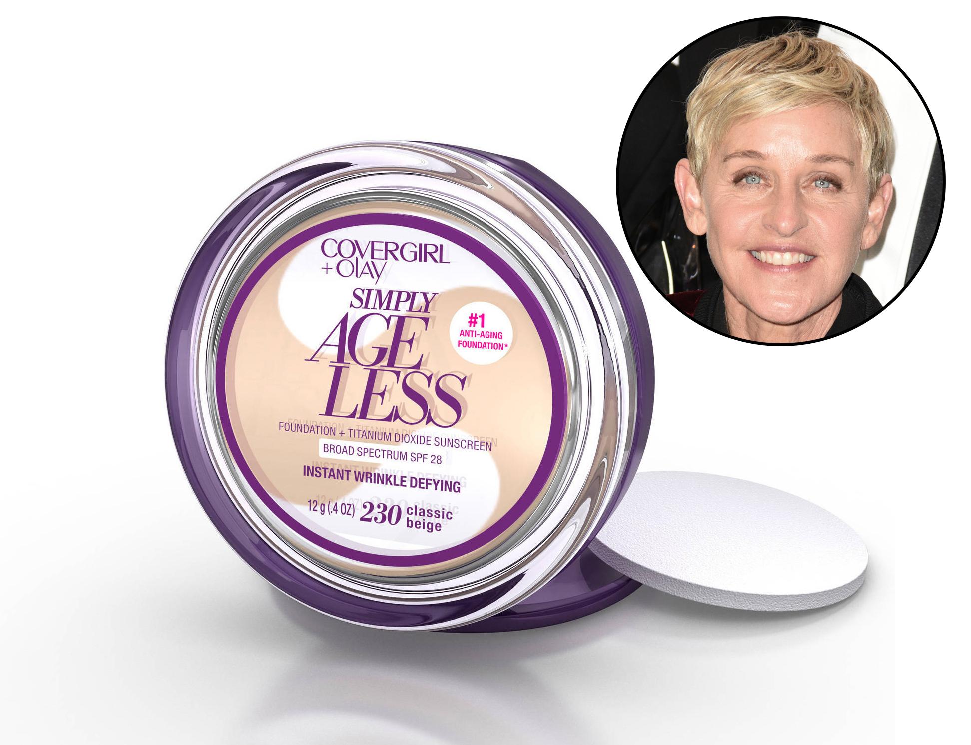 Ellen Ageless