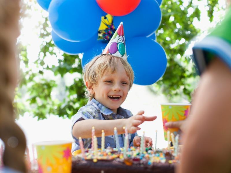Autism Birthday