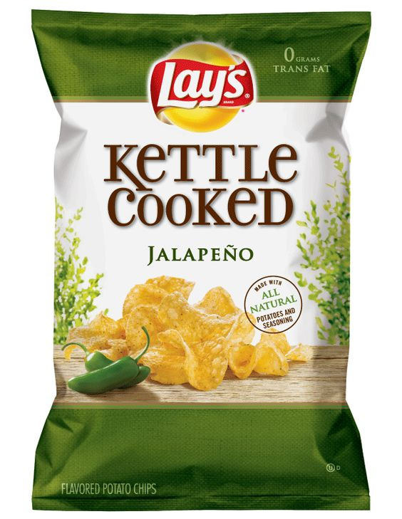 Frito Lay Jalapeno Chips