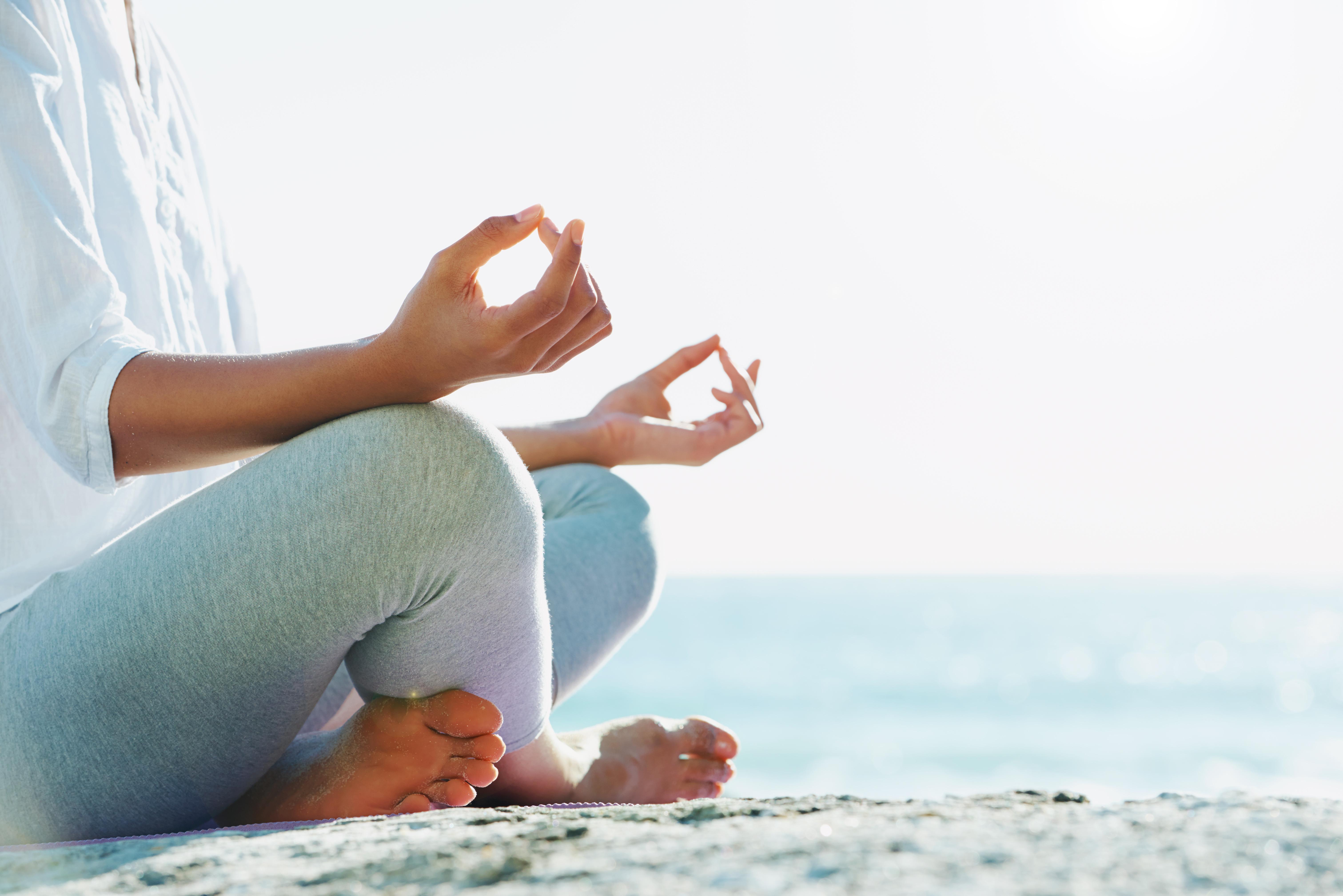 meditation getty