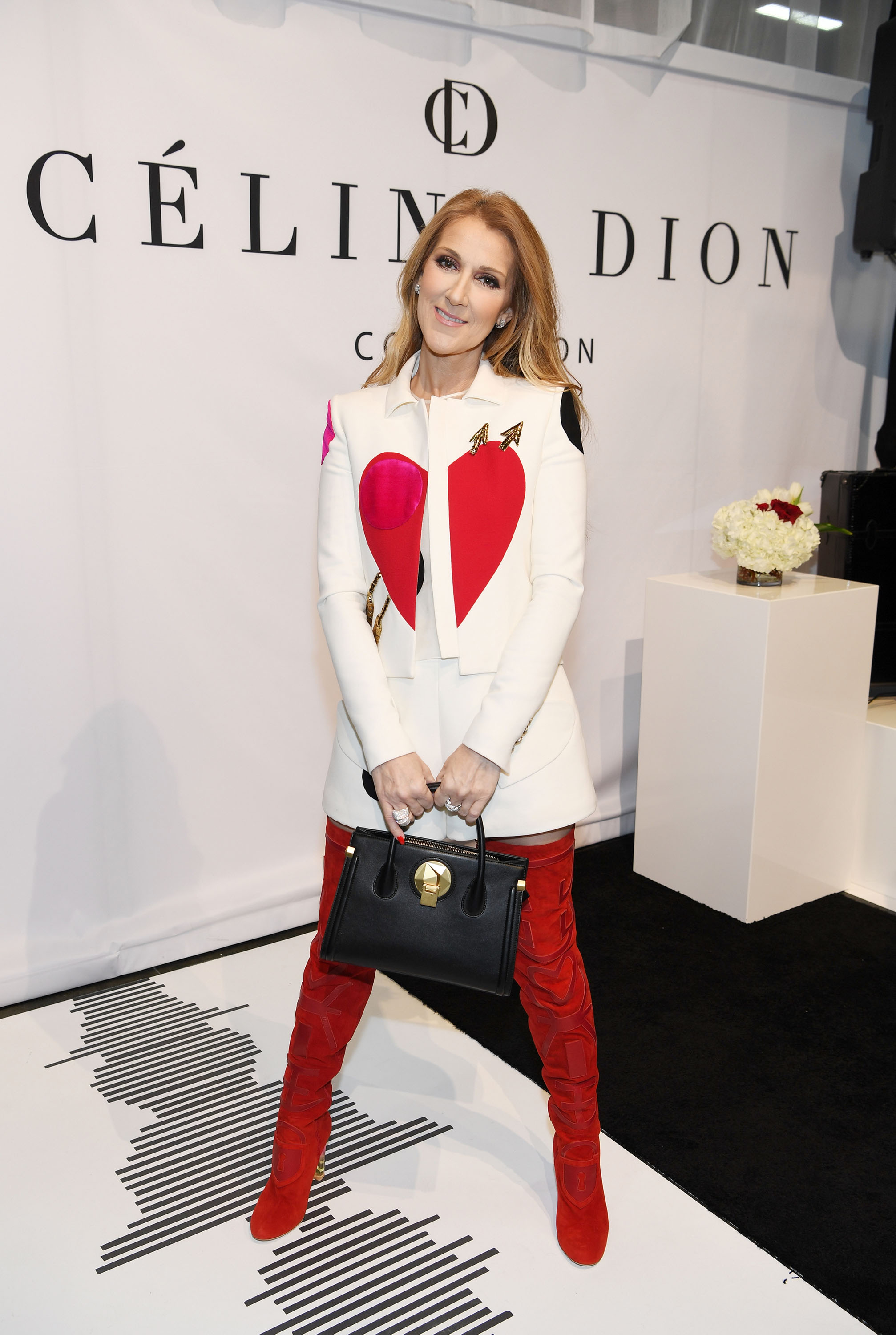 Celine Dion Collection Getty