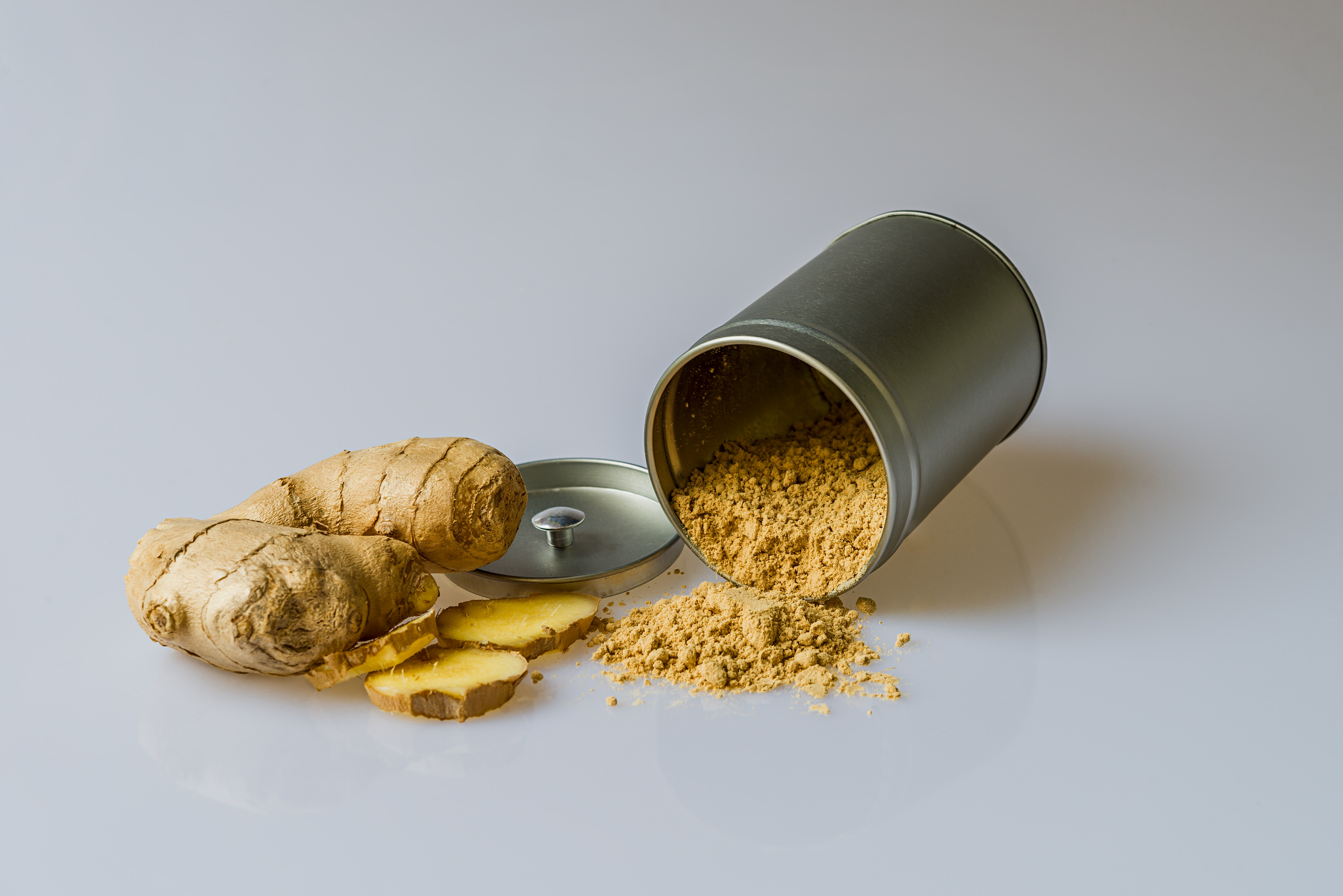 is ginger a natural pain reliever?