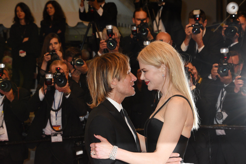 Nicole Kidman Keith Urban Getty Images