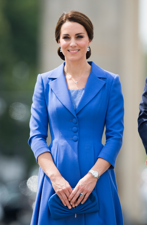 Kate Middleton Style Germany 2017