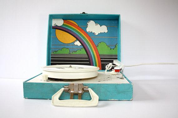 children's record player
