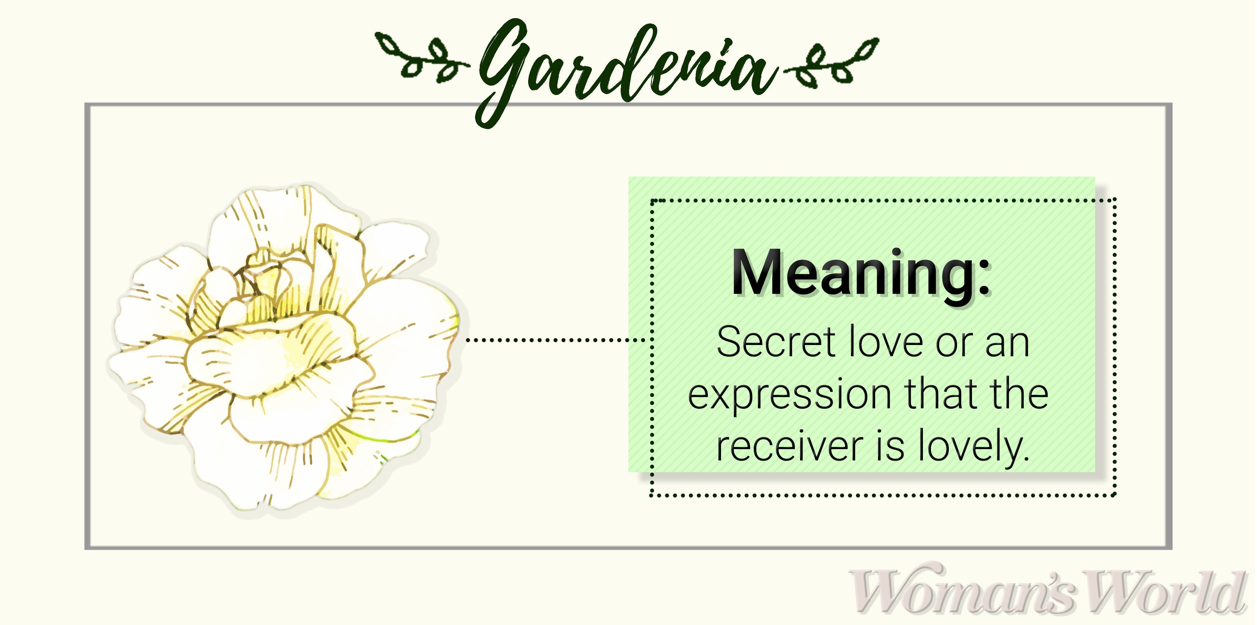 Gardenia Meaning