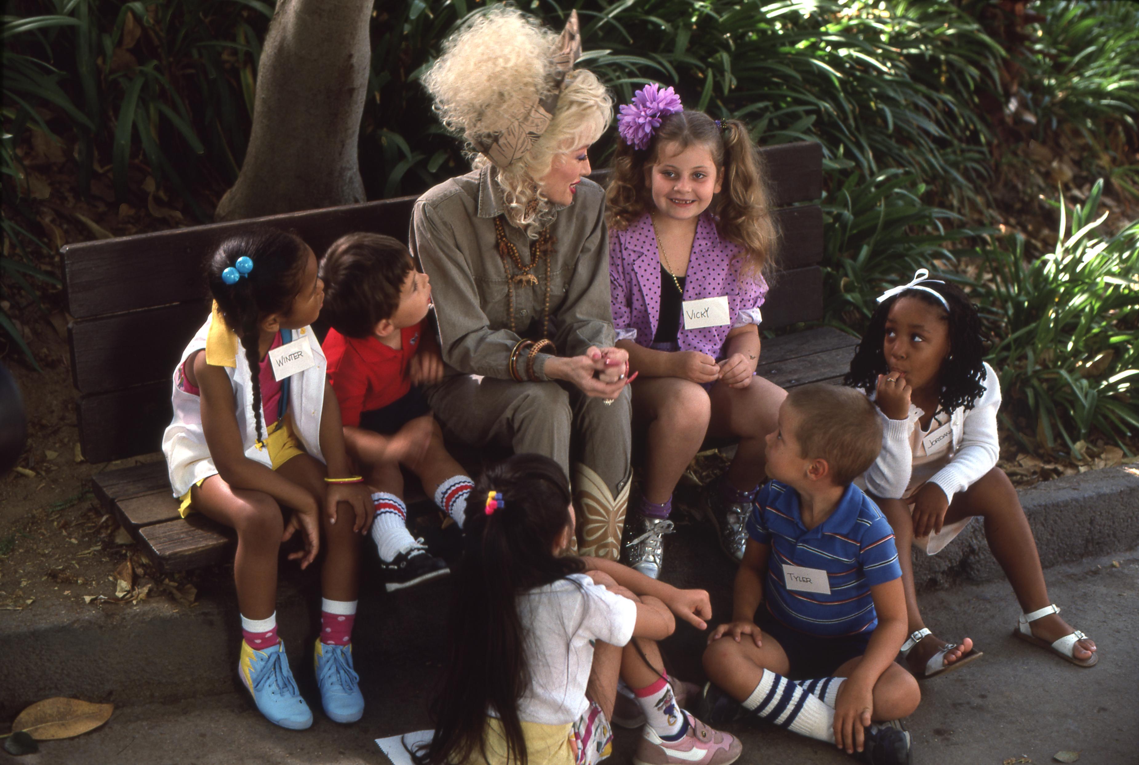 Dolly Parton kids