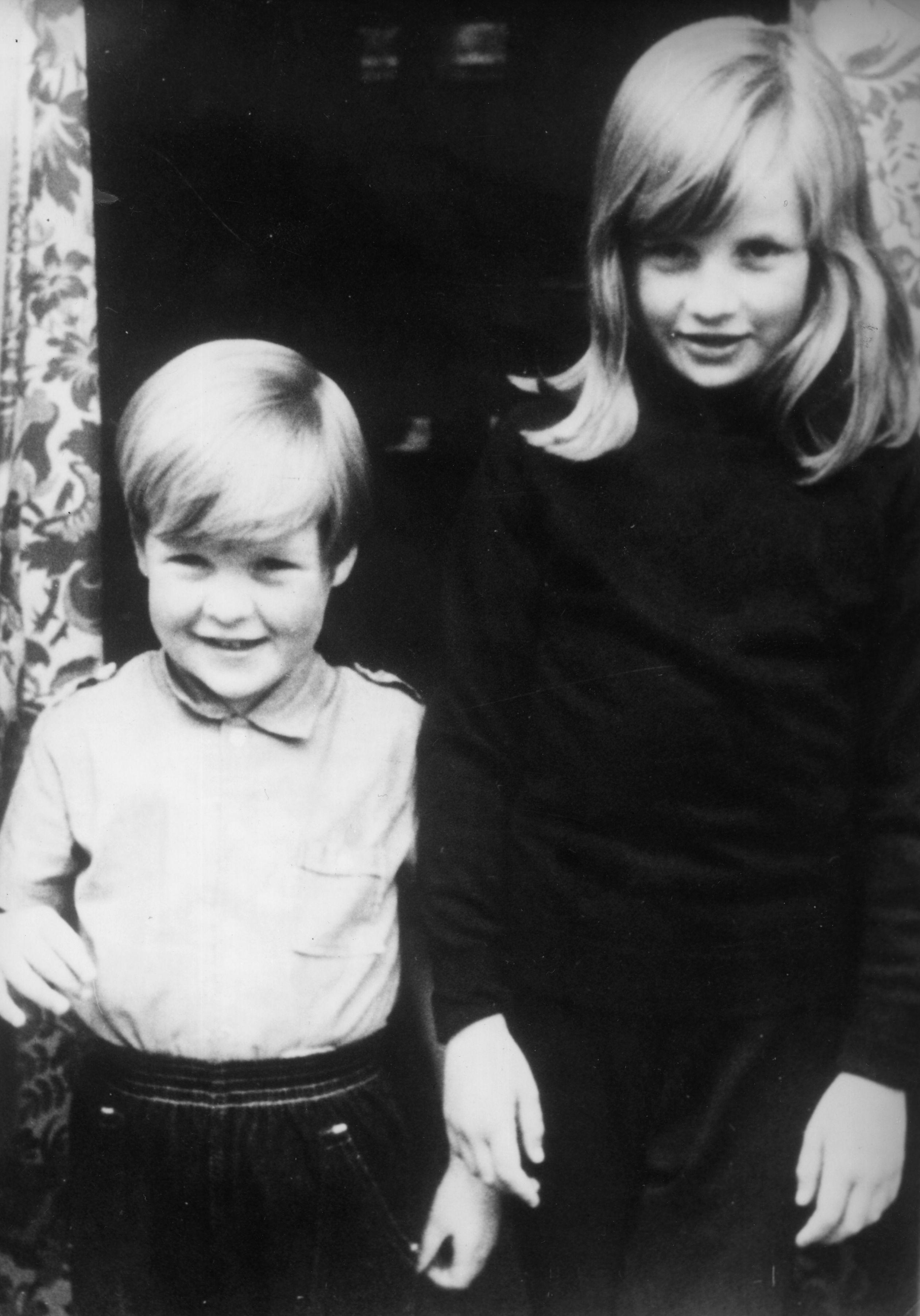 Princess Diana Brother