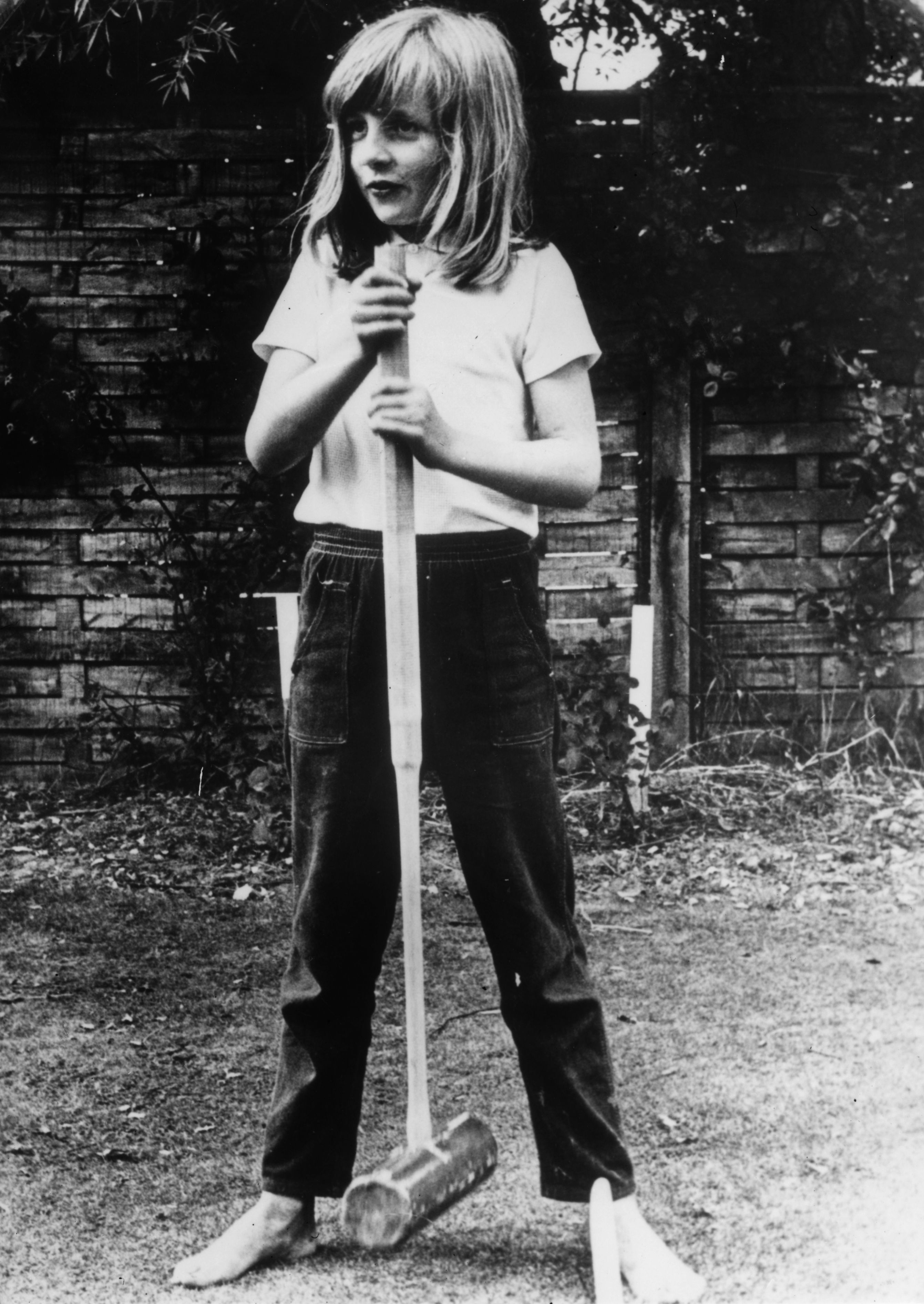 Princess Diana Young