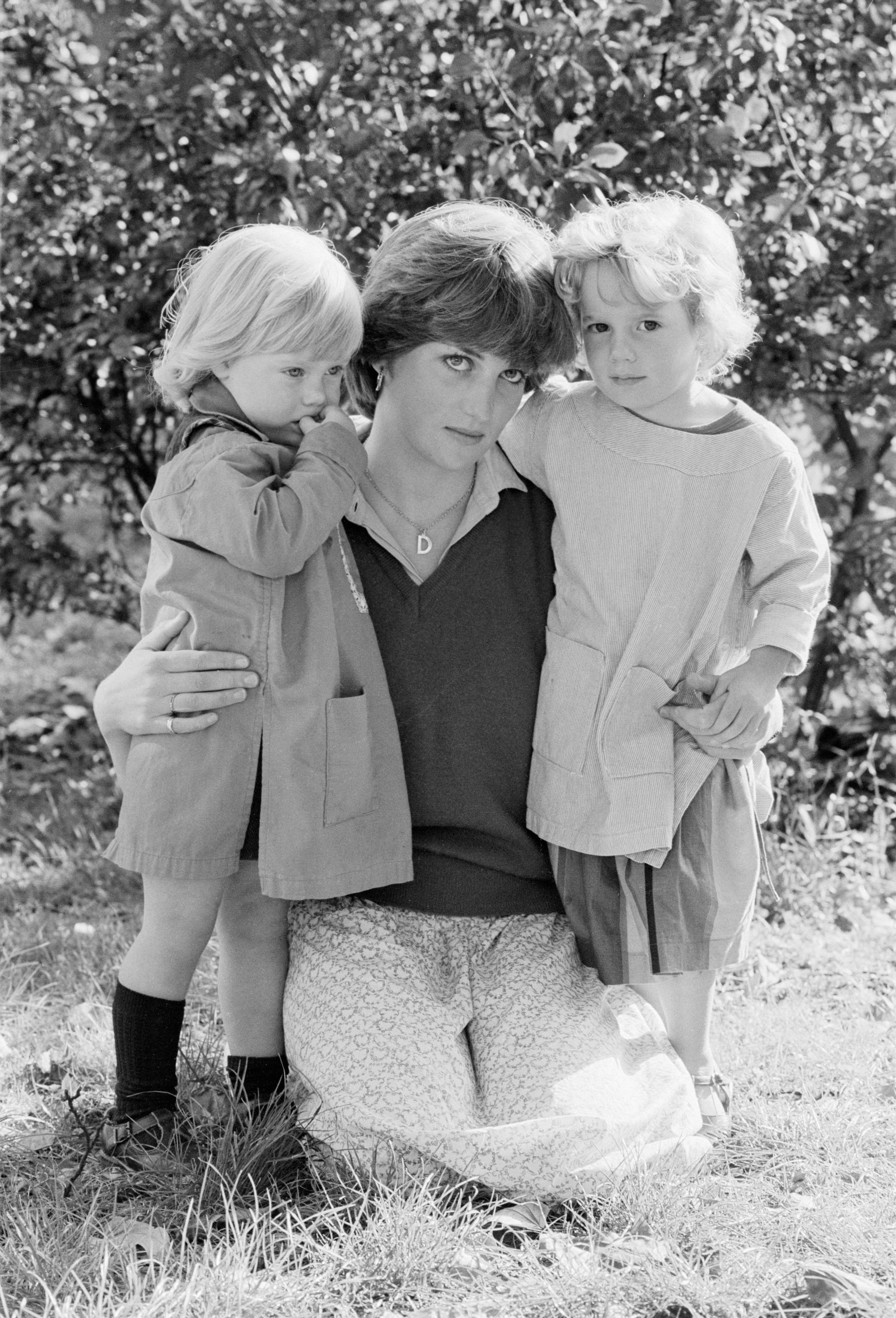Princess Diana nursery teacher