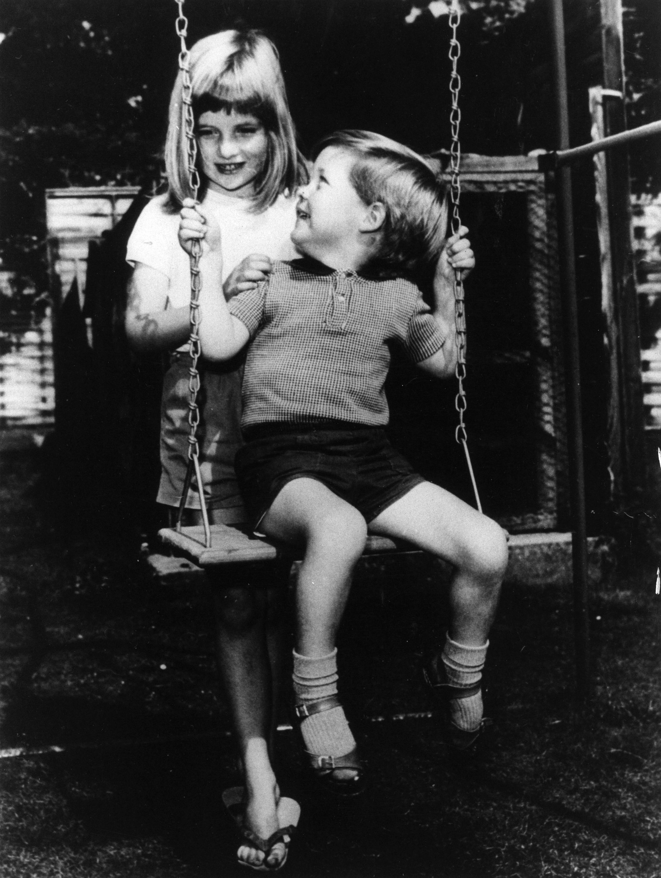 Princess Diana siblings