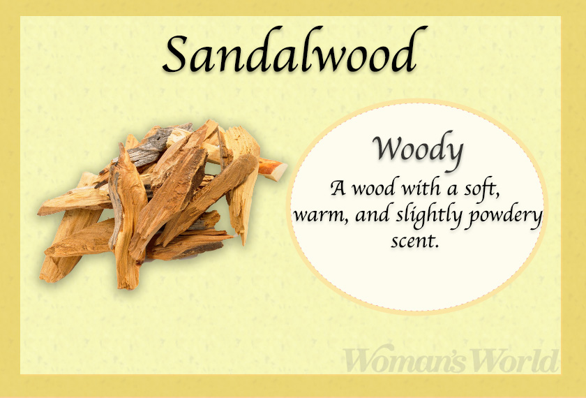 sandalwood perfume note