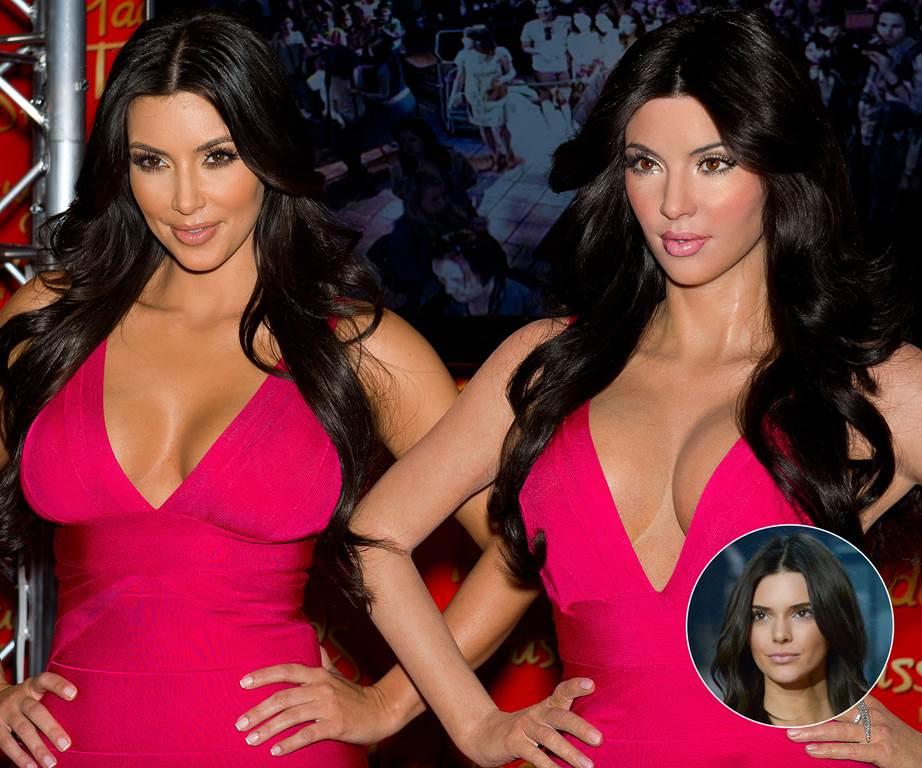 kim kardashian wax