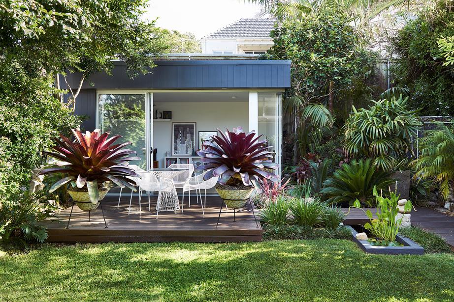 backyard studio 1
