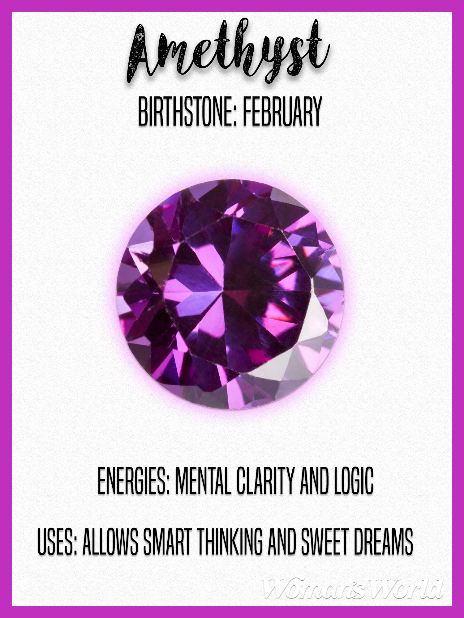 amethyst gemstone meaning