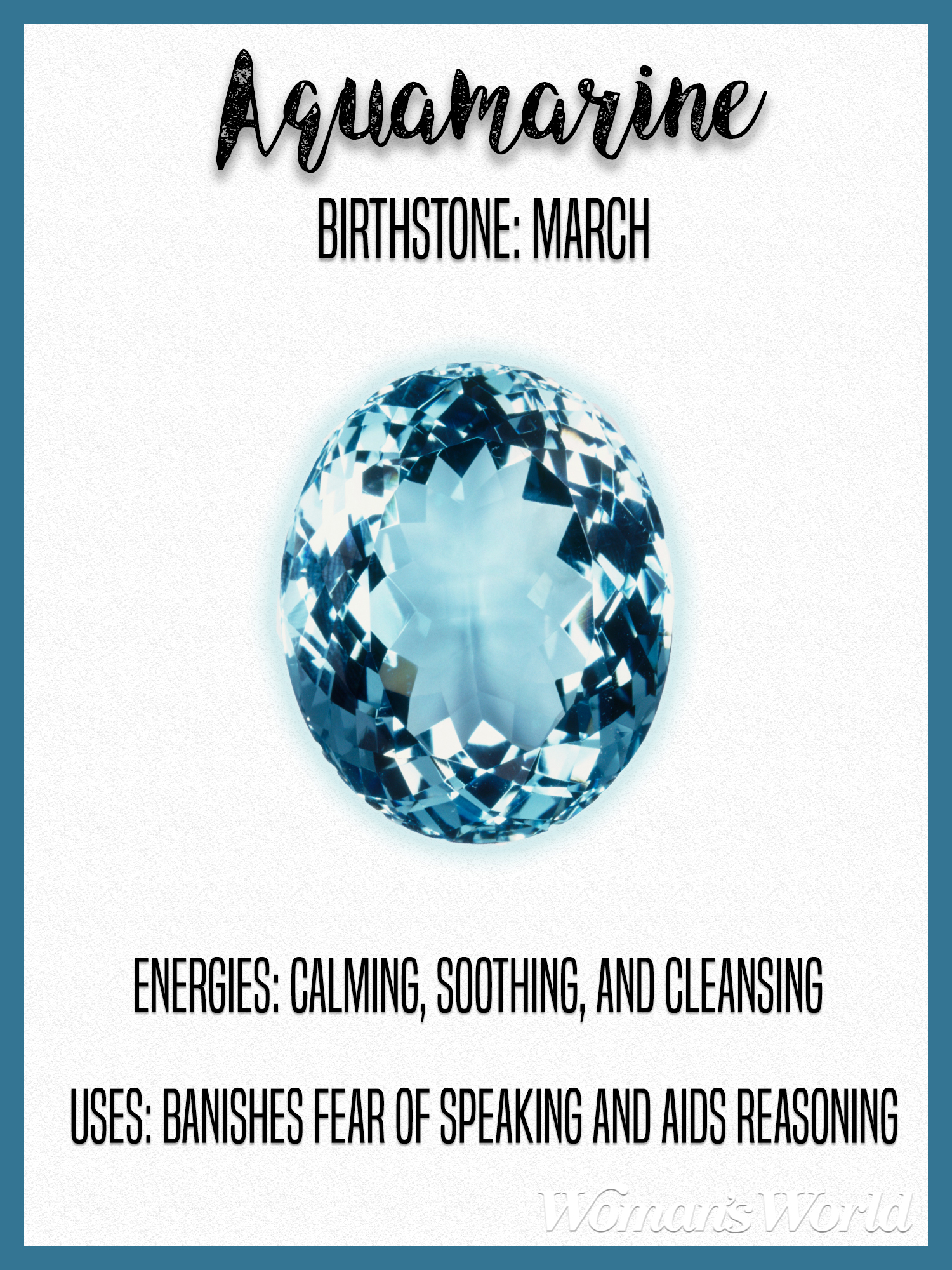 aquamarine gemstone meaning