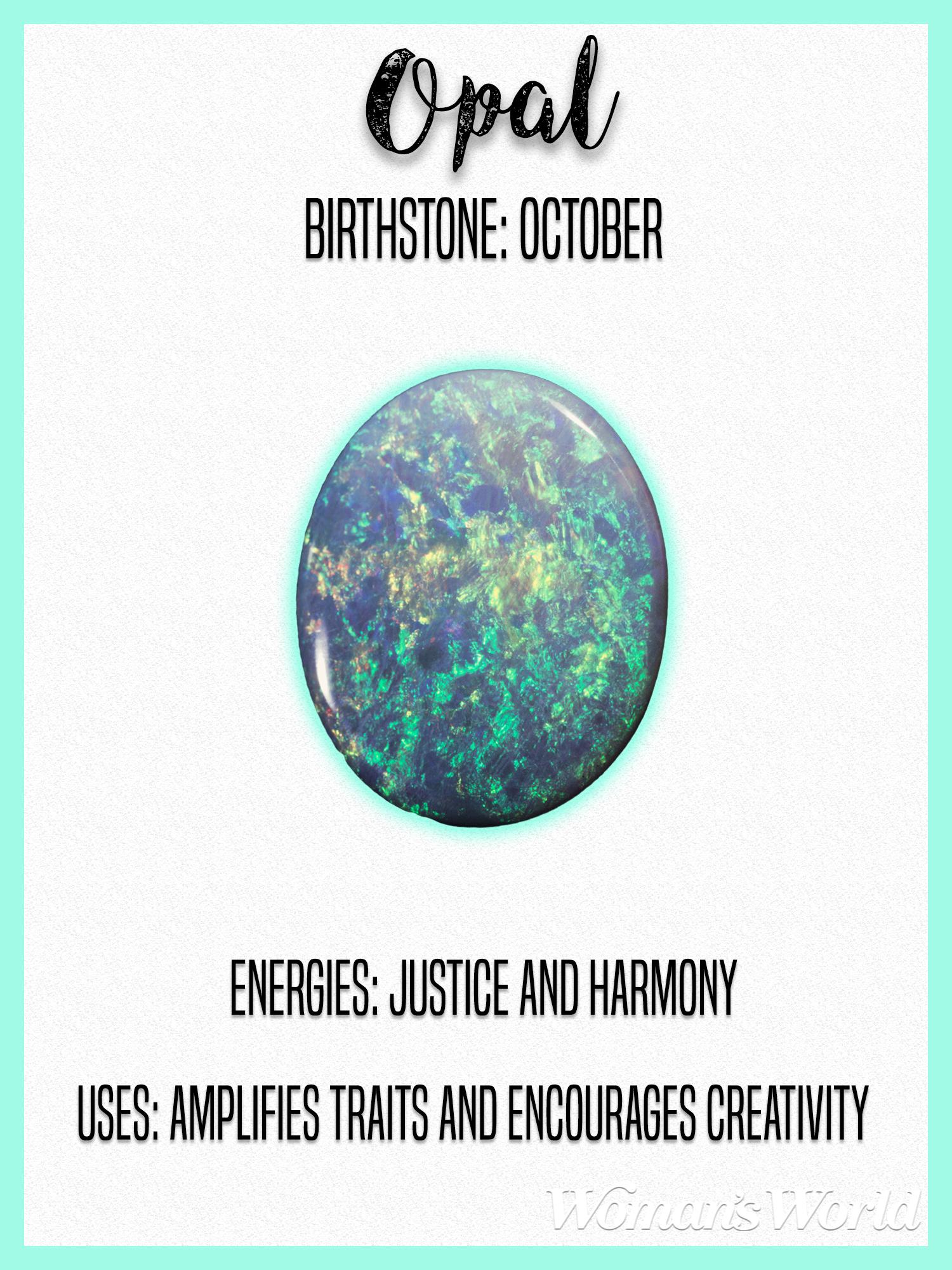 opal gemstone meaning