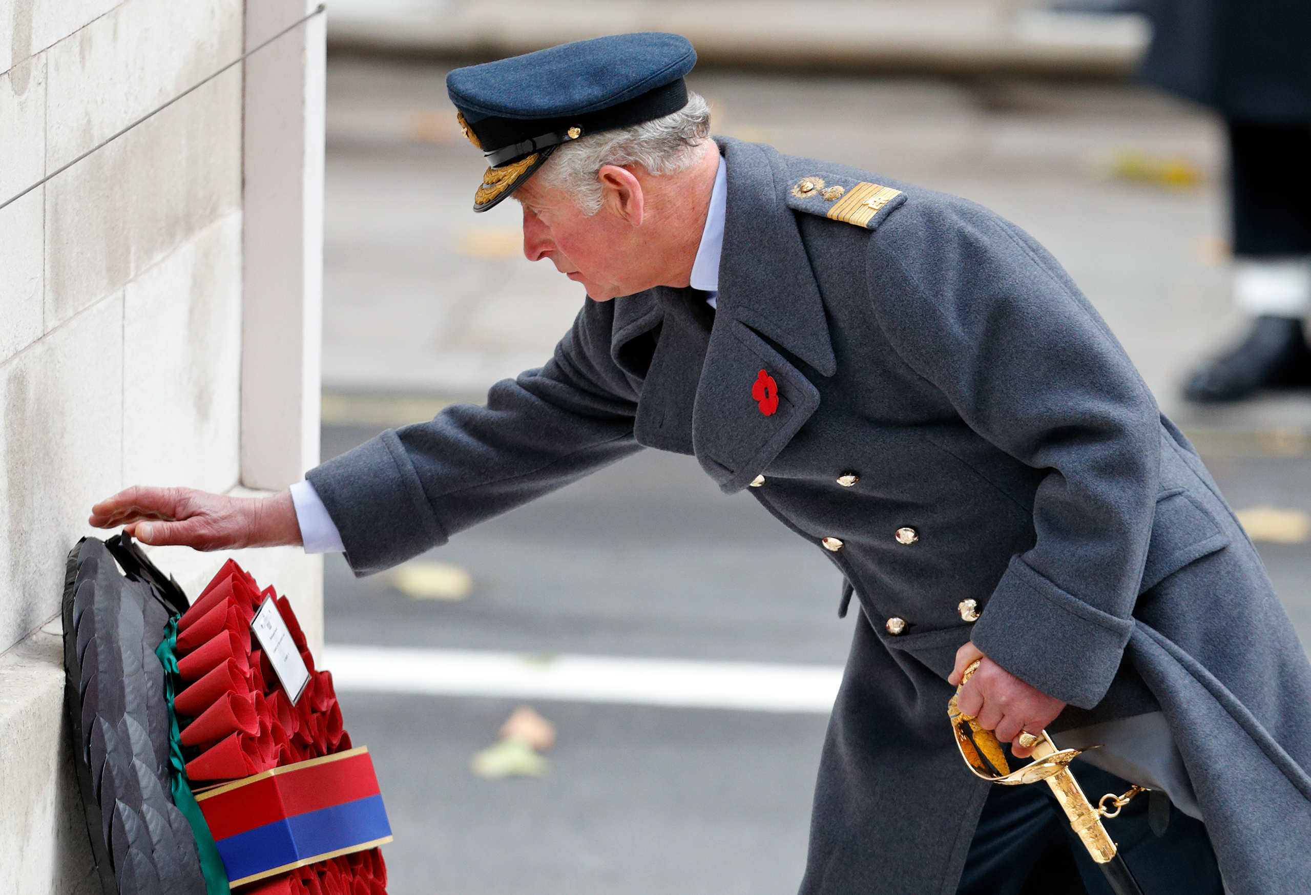 charles remembrance day