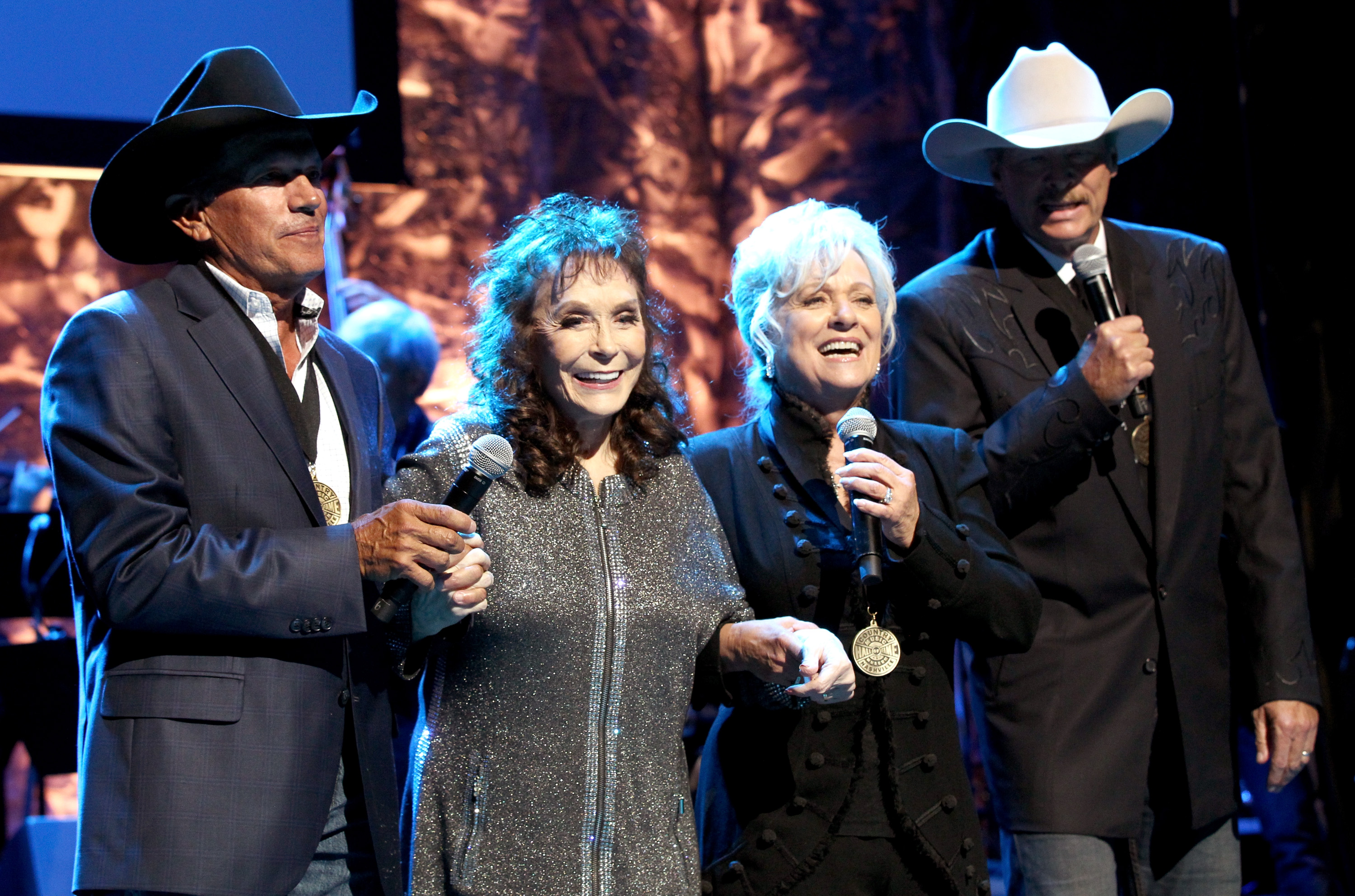 Loretta Lynn Getty Images