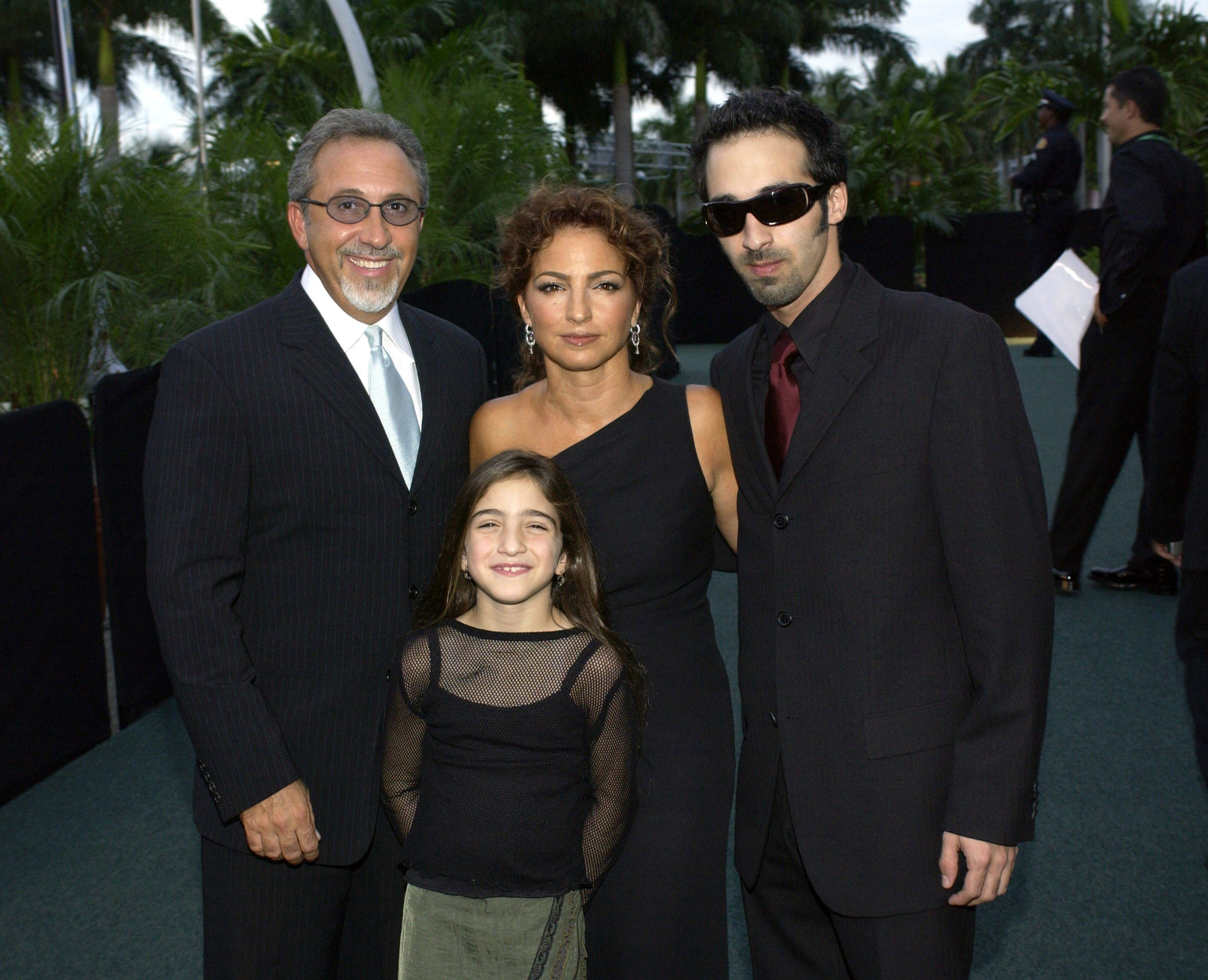 Gloria Estefan Family Getty