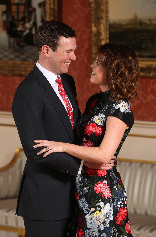 Princess Eugenie Jack Brooksbank Getty Images