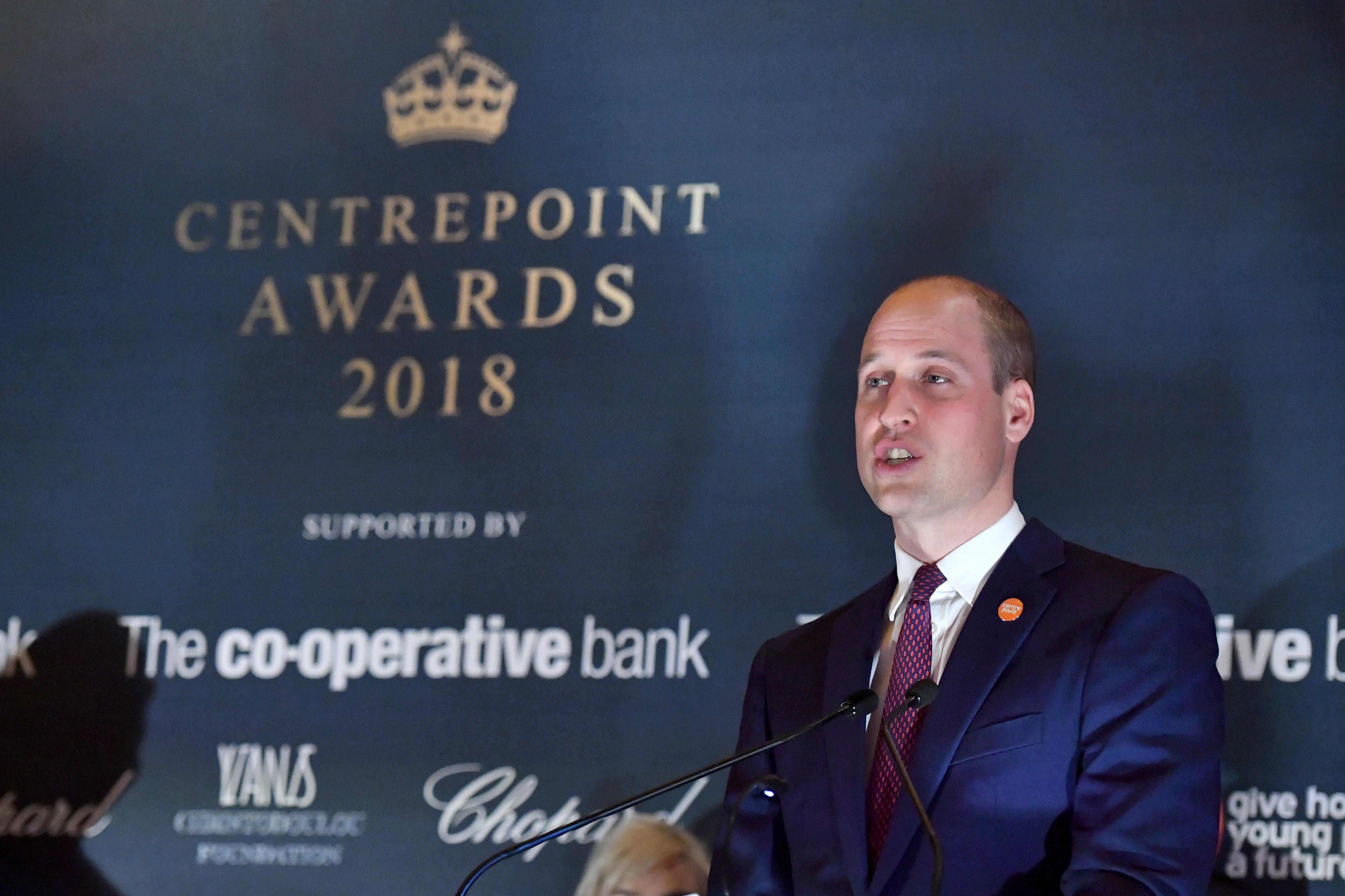 william centrepoint awards