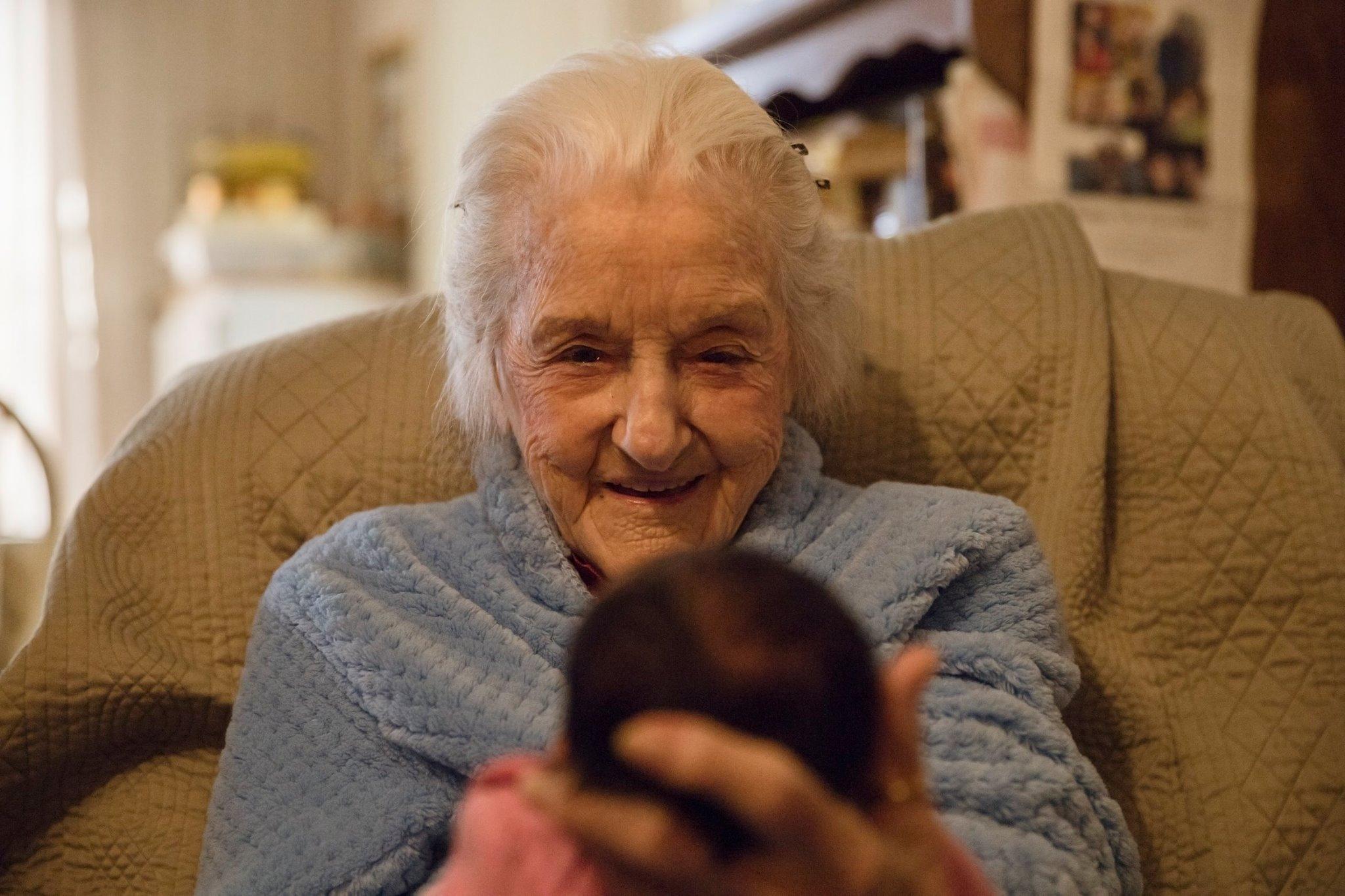 great-grandma