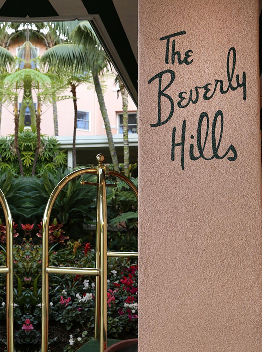 beverly hills exterior