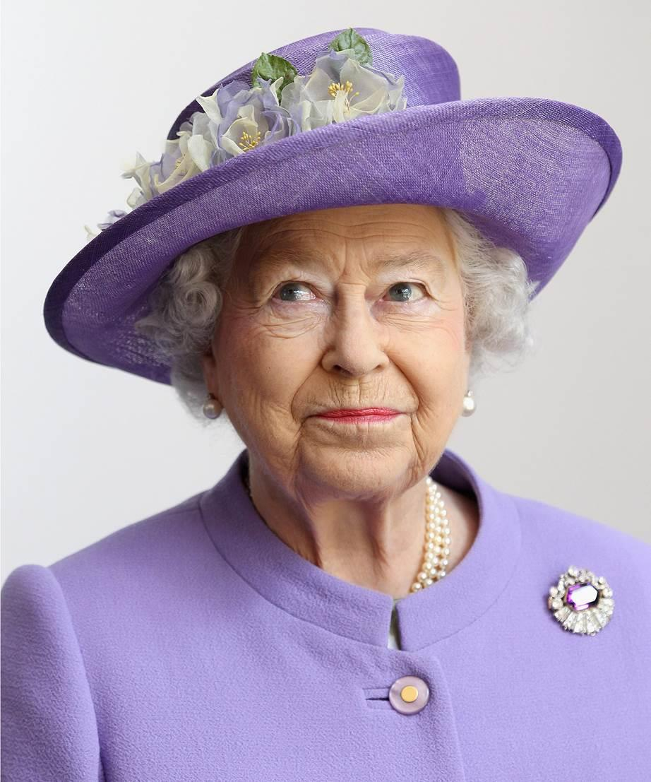 Chris Jackson Queen Elizabeth Getty
