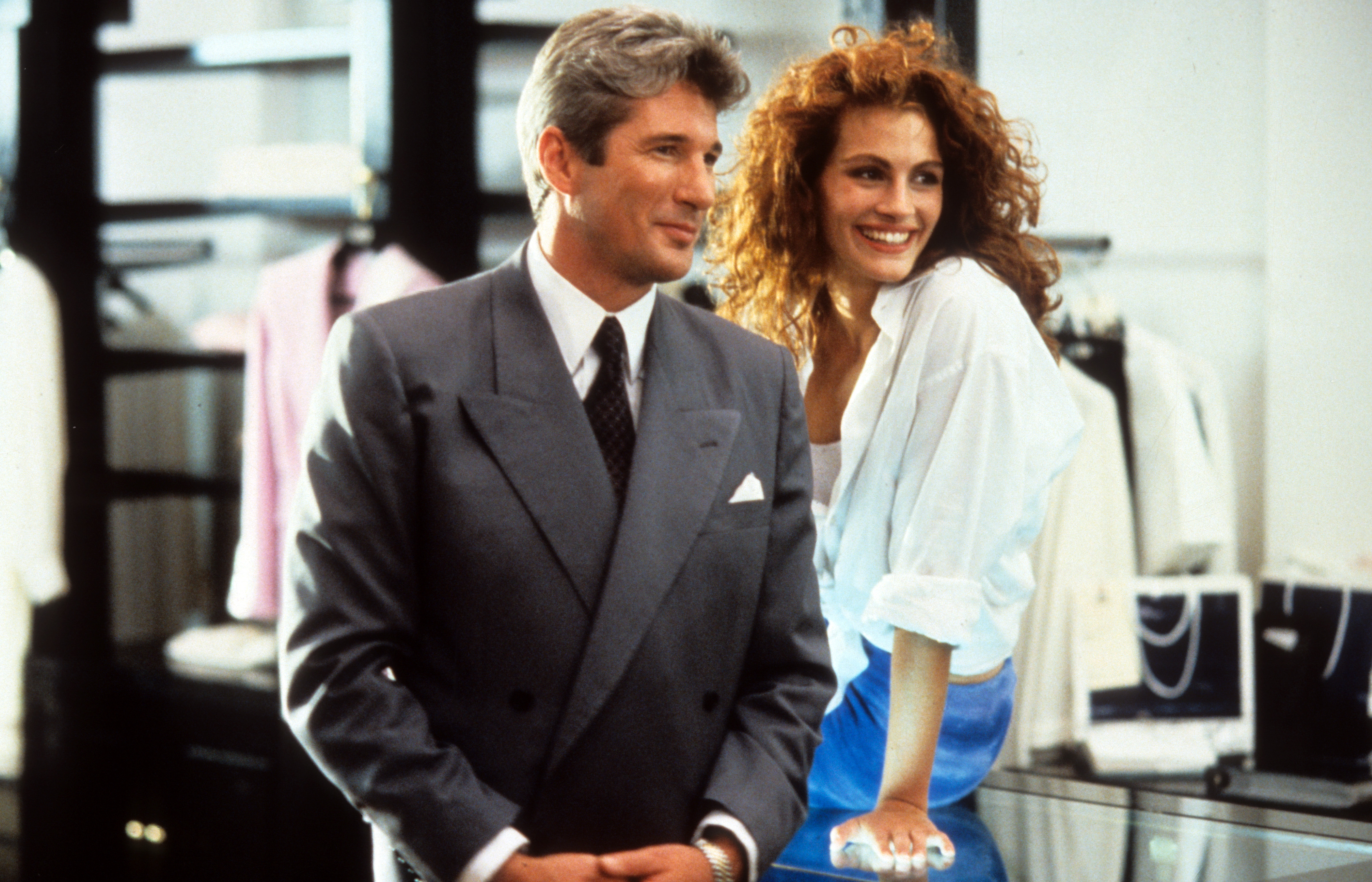 Pretty Woman Getty Images