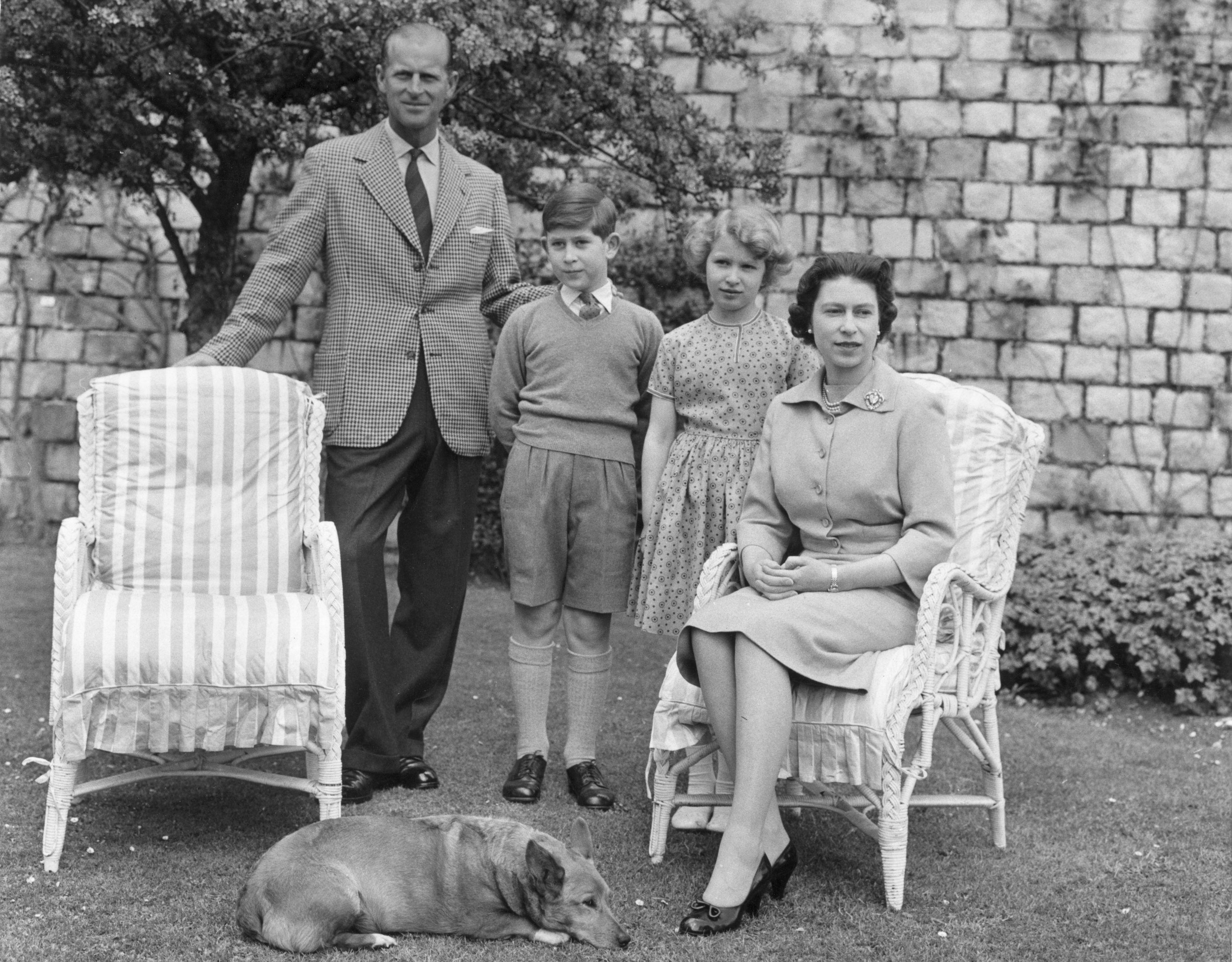 Prince Philip Queen Elizabeth Children