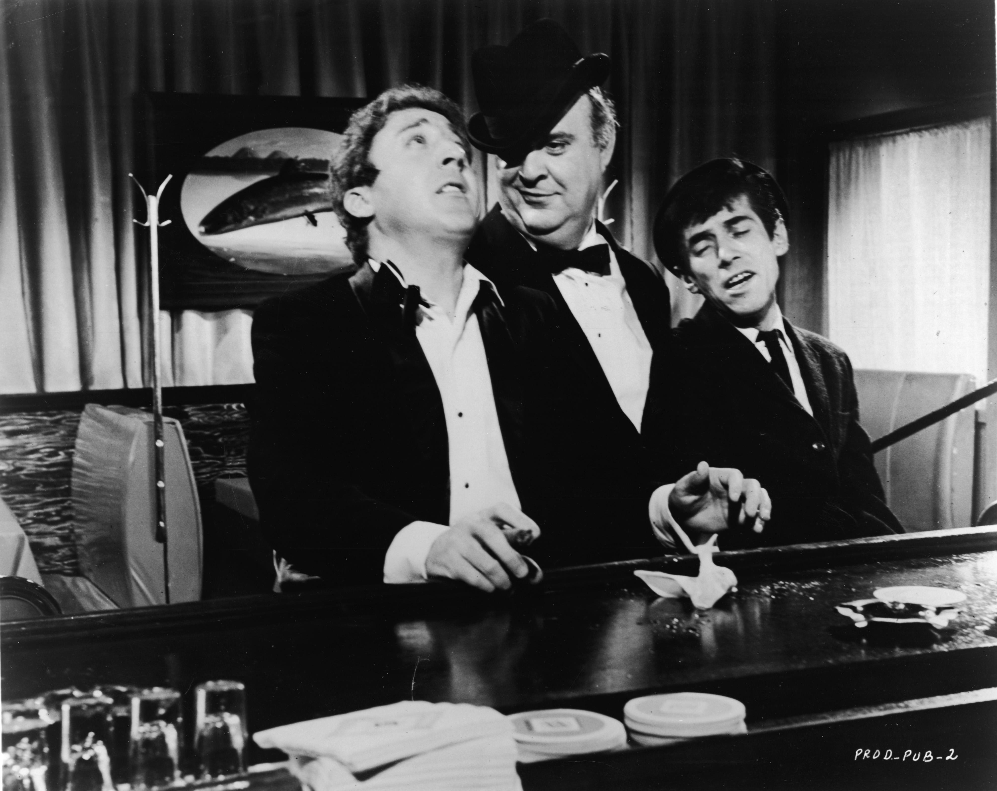 Gene Wilder - Producers