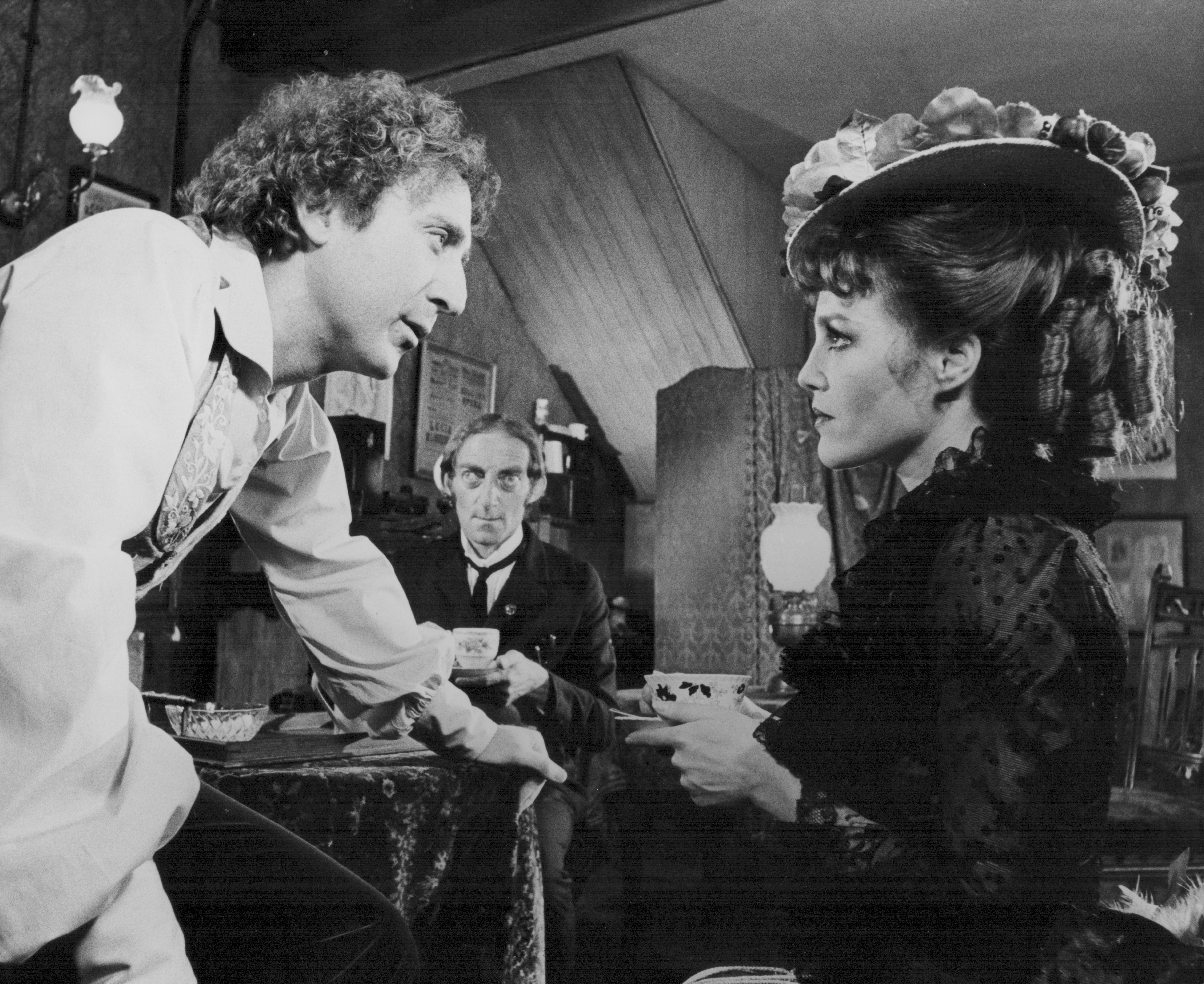 Gene Wilder - Sherlock Holmes