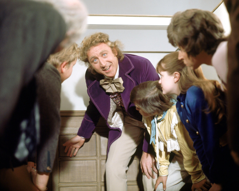 Gene Wilder - Willy Wonka 6