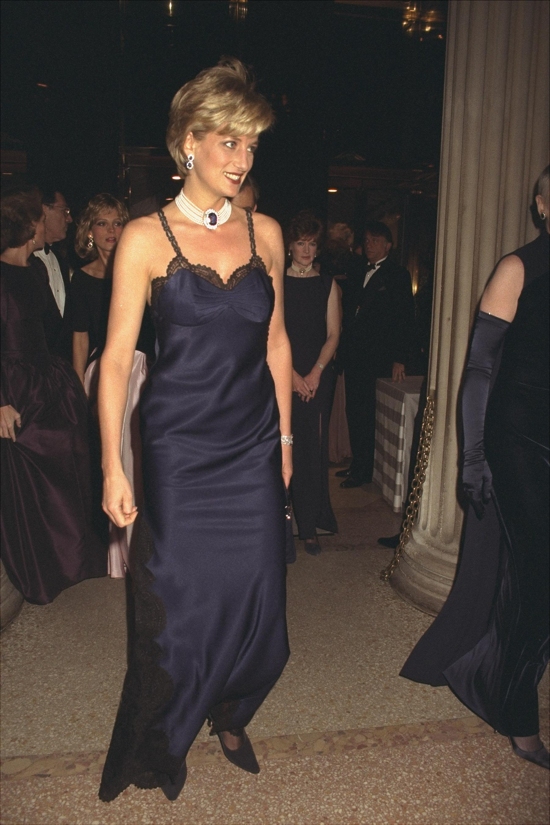 Princess Diana Met Gala 1996 2
