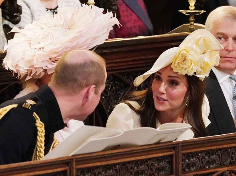 kate at royal wedding
