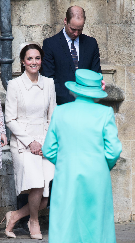Kate Middleton Curtsy Getty