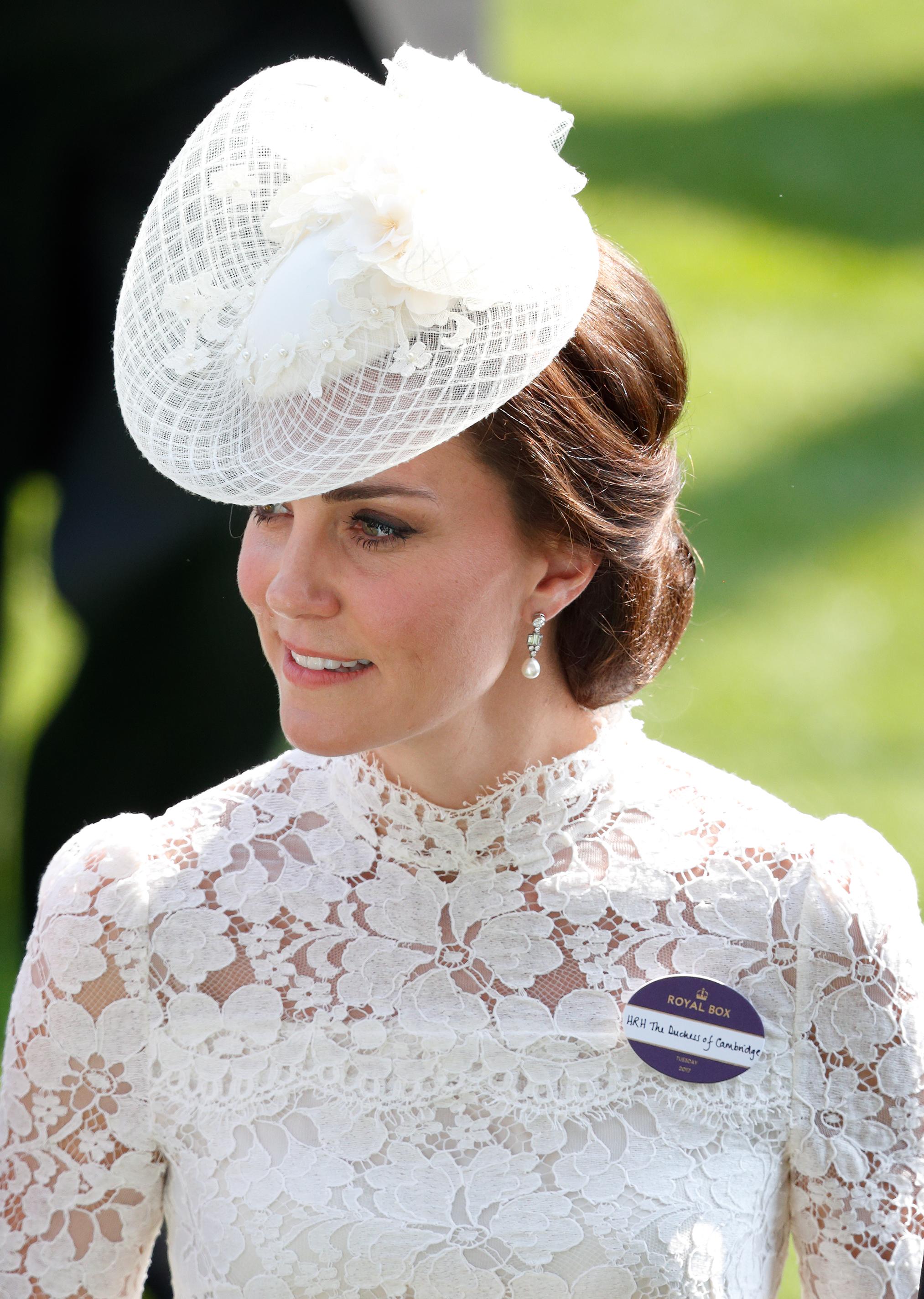 Kate Middleton Royal Ascot 2017