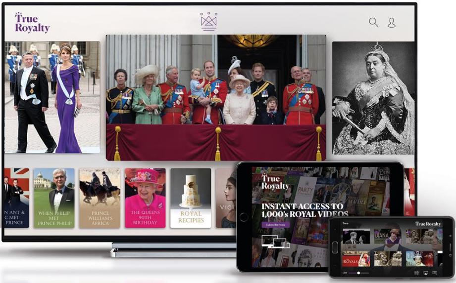 True Royalty TV