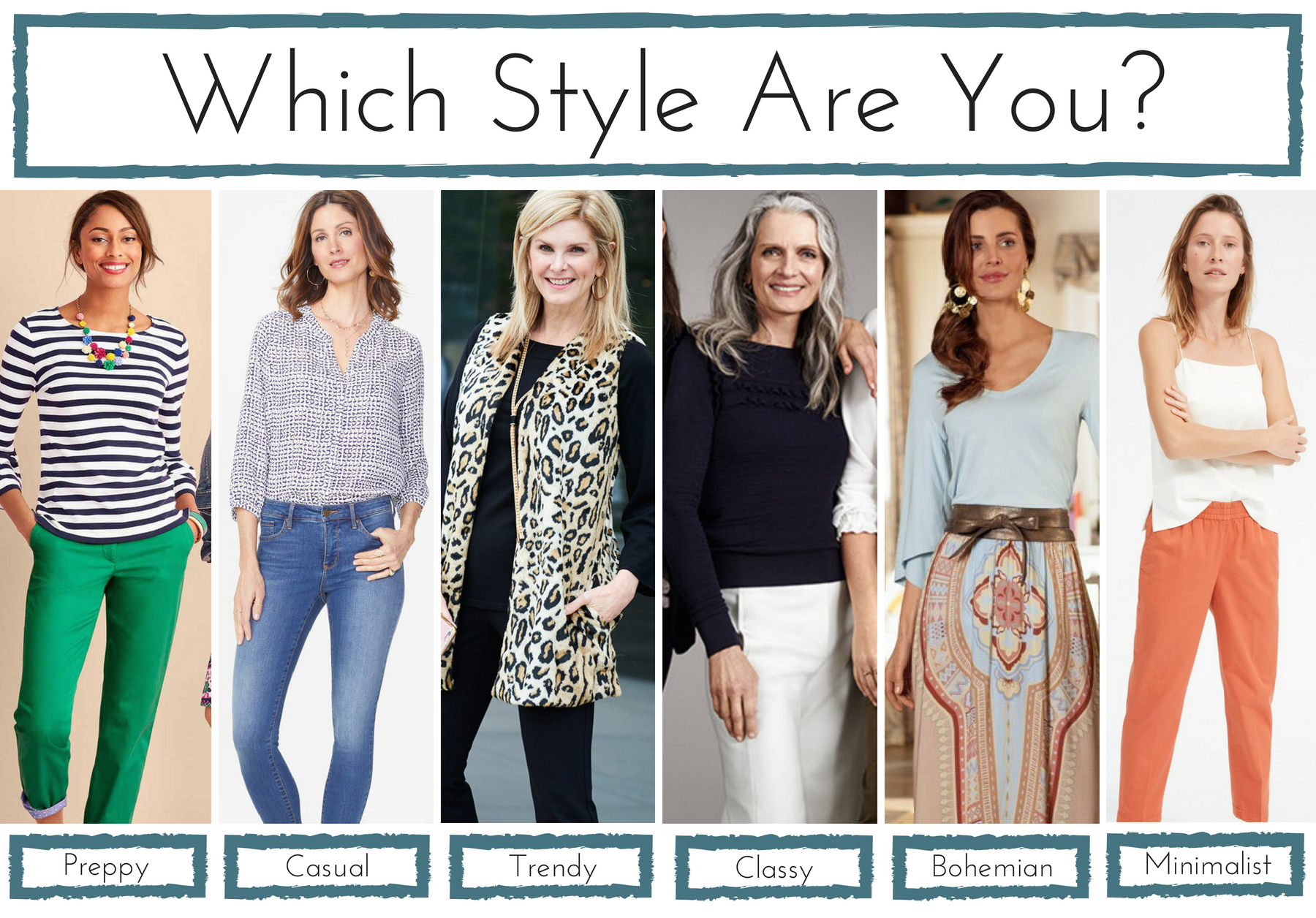 Women's Clothing Over 50 Styles