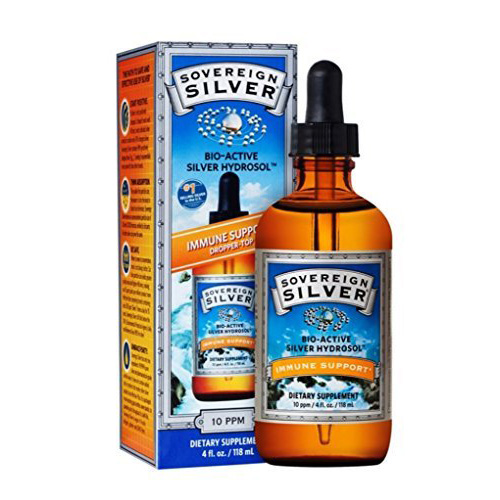 colloidal silver homeopathic remedies for pink eye