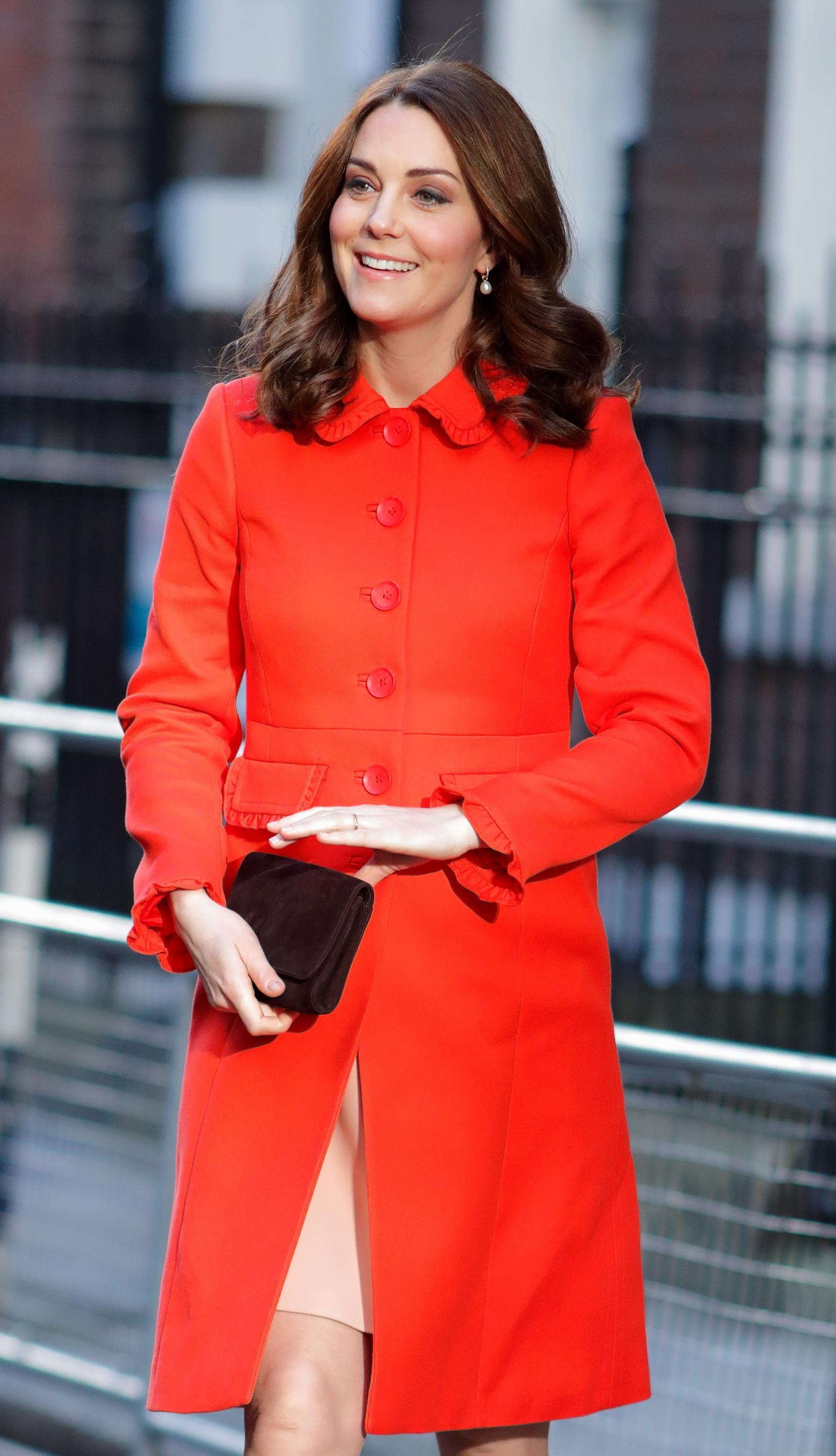 Kate Middleton Boden Coat