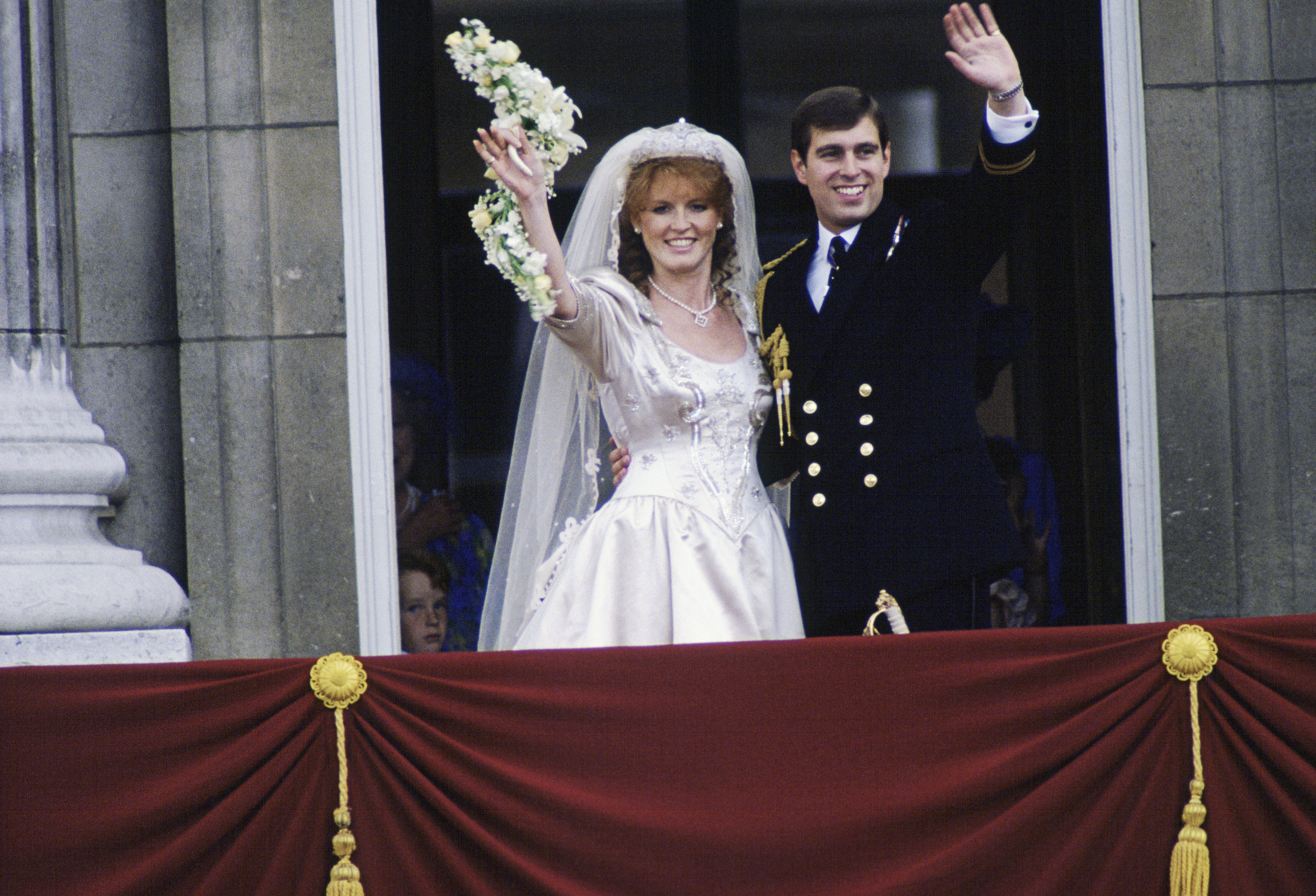 Sarah Ferguson wedding tiara