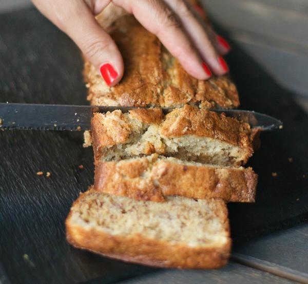 Easy Banana Bread Sour Cream