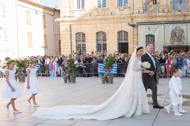 Claire Royal Wedding Dress