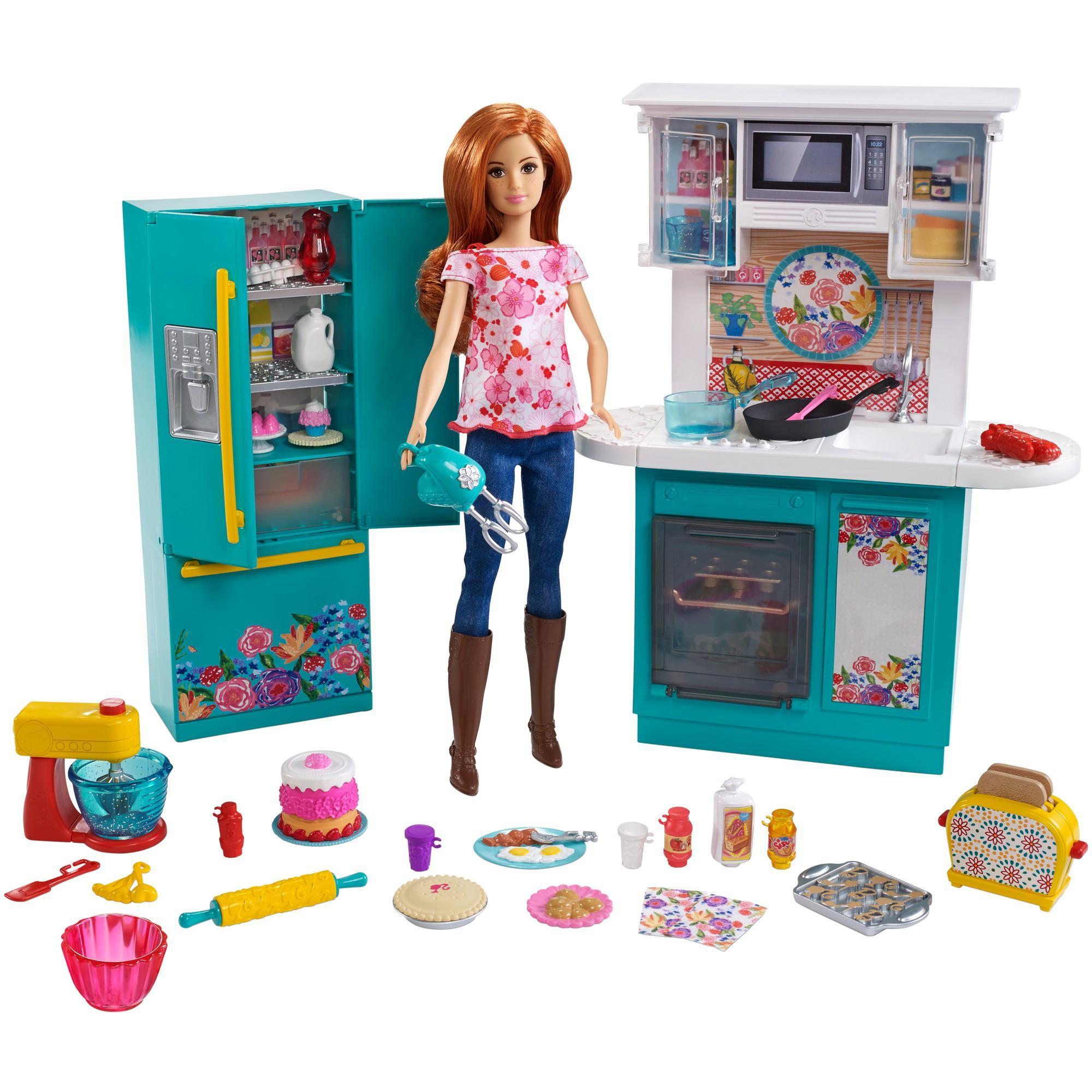 Pioneer Woman Barbie set